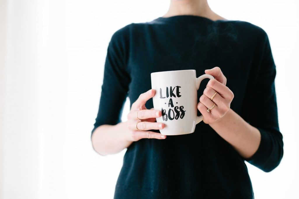 créer une activité à son compte en tant qu'entrepreneure